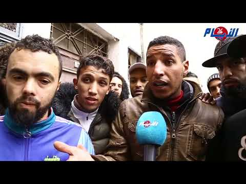 تصريح خطير حول فاجعة مشجعي مراكش.. ''ناس كايتفرجو فيهم كايتحرقو ولم يساعدوهم