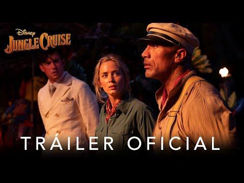 Jungle Cruise de Disney   Nuevo Tráiler Oficial   HD