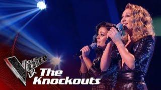Belle Voci Perform 'Nella Fantasia': The Knockouts | The Voice UK 2018