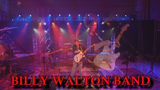 Billy Walton Band - Night Turns Blue - Live from The Barn 11-22-2020