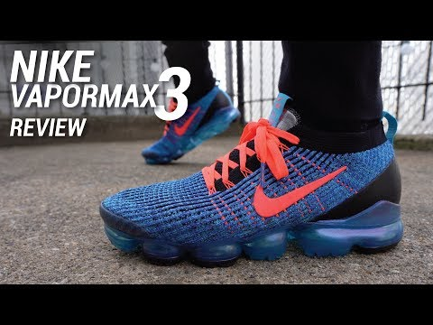 video Nike Air Vapormax Flyknit 3 Review for Men's and Women's