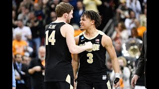 No. 3 Purdue Takes Down No. 2 Tennessee in WILD Ending to Reach Elite Eight | Game Highlights