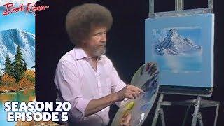 Bob Ross - Divine Elegance (Season 20 Episode 5)