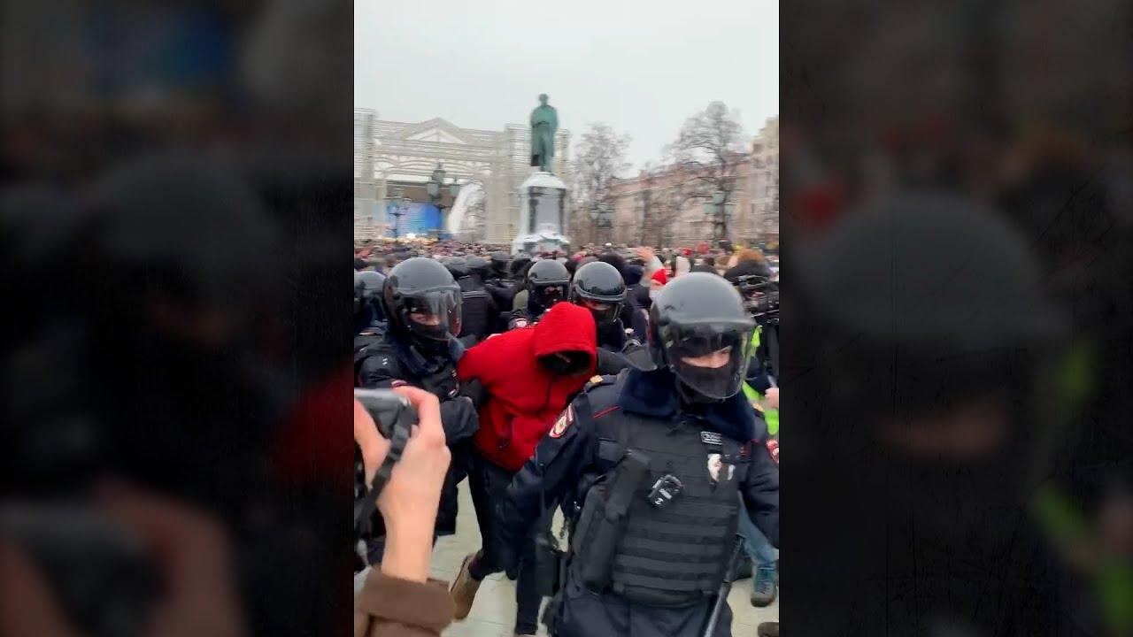 Путинская безопасность для жителей столицы