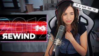 Pokimane reacts to: YouTube Rewind 2019