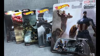 Lamley Showcase: Hot Wheels Pop Culture Marvel Studios Set (& wild new 3D-Livery!)