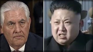 REX TILLERSON JUST GAVE JIM JONG UN A SURPRISE- AND HE'S GOING TO HATE IT