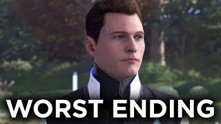 Detroit Become Human - WORST ENDING (Cyberlife Wins)
