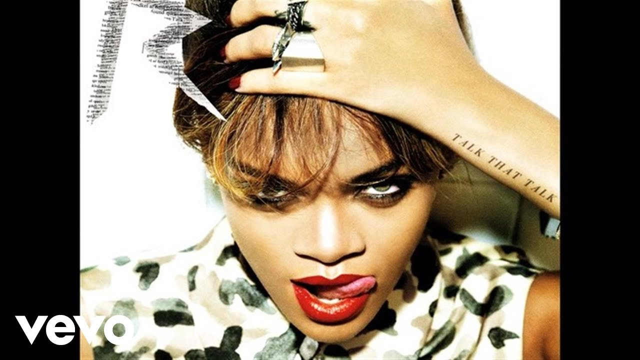 Rihanna - Cockiness (Love It) (Audio)