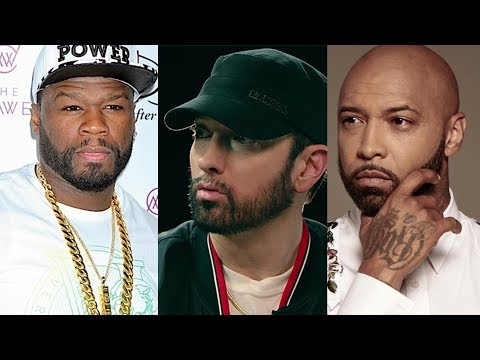 50 Cent Threatens Joe Budden Over Eminem Comments...