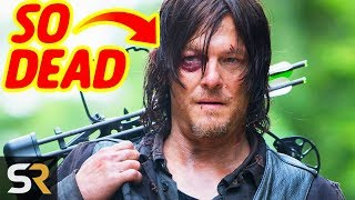 5 Walking Dead Characters Most Likely To Die This Season