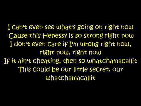 Ella Mai Ft. Chris Brown - Whatchamacallit (Lyrics On Screen)
