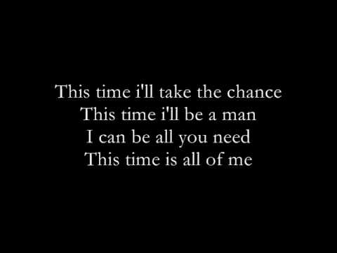 John Legend - This Time with lyrics