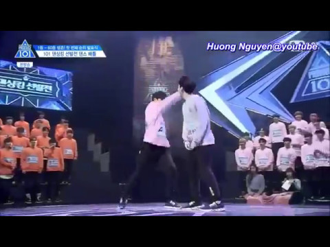 [Vietsub] Dancing King Battle @Ep 5 Produce 101 SS2