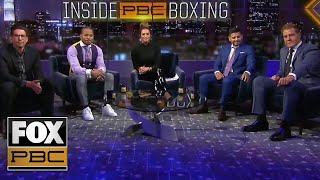 Joe Goossen, Marcos Villegas join the crew for a PBC roundtable | INSIDE PBC BOXING
