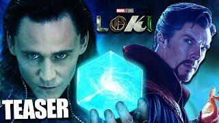 Loki ERSCHAFFT mehrere UNIVERSEN in Doctor Strange 2!