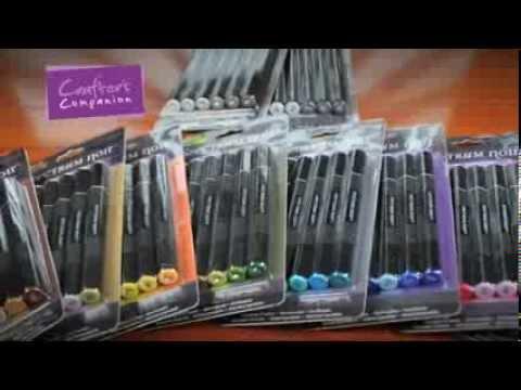 Spectrum Noir Pastels 24 Pack