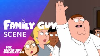 Peter Griffin Is A Natural Leader | Season 15 Ep. 18 | FAMILY GUY