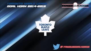 Toronto Maple Leafs Goal Horn 2014-2015