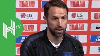 Gareth Southgate: Declan Rice has apologised