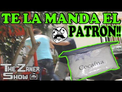 TE LA MANDA EL PATRON!! | BROMA TERMINA EN GOLPES | TheZanerShow | PRANKS |