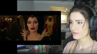 Maleficent 2 Trailer REACTION