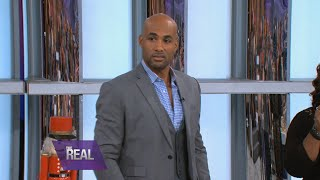 Boris Kodjoe Shows He's a REAL Ger-Man!