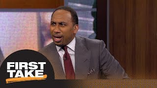 Stephen A. Smith goes off: NFL Network's top 10 players of 2018 list is 'bogus' | First Take | ESPN