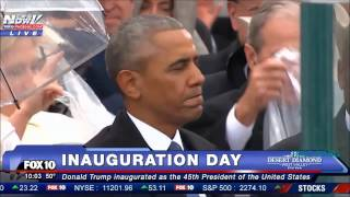 Obama's Deep Sadness During Trump's Inauguration Speech