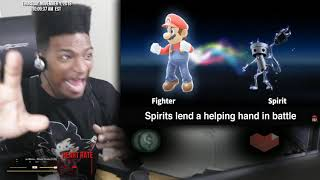 Etika Reacts To Super Smash Bros. Ultimate Direct 11.1.2018 REACTION