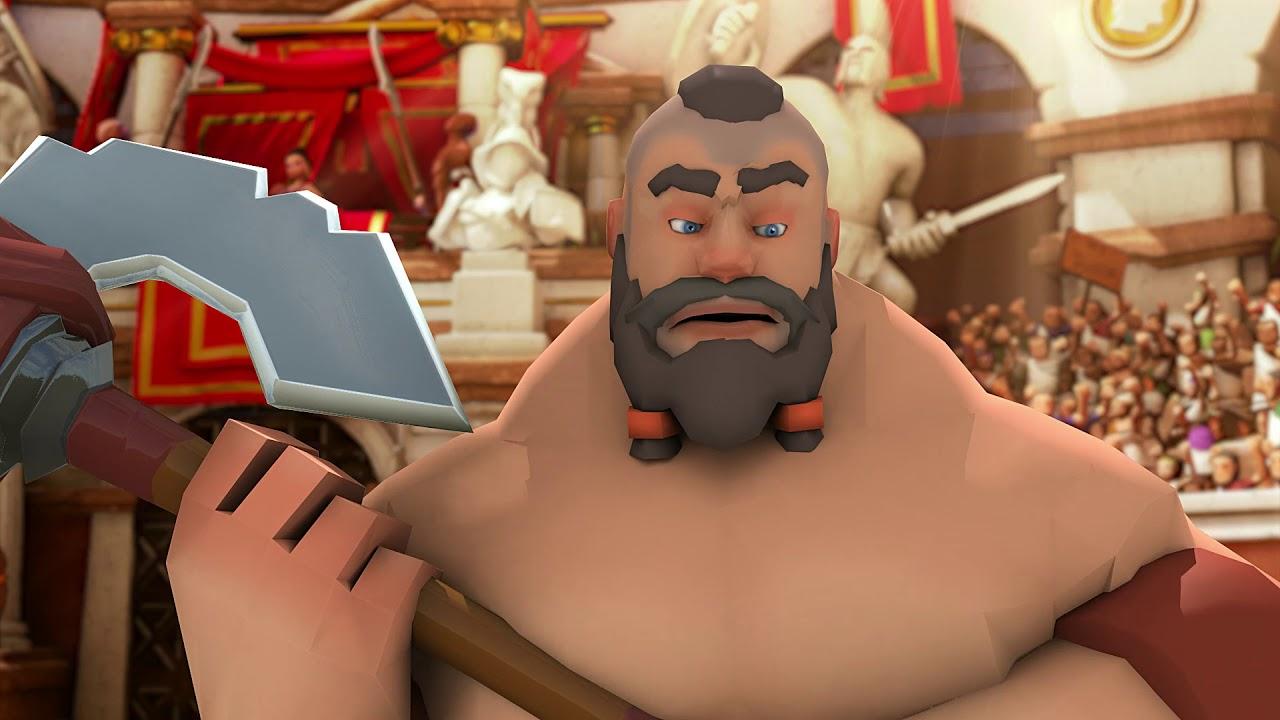Играй Gladiator Heroes — Гладиаторы герои На ПК 2