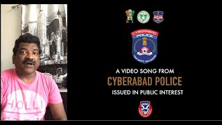 Lyricist Chandrabose song on police fighting against Coron..