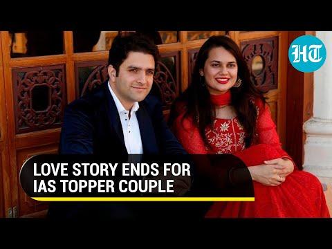 IAS toppers Tina Dabi, Athar Khan granted divorce