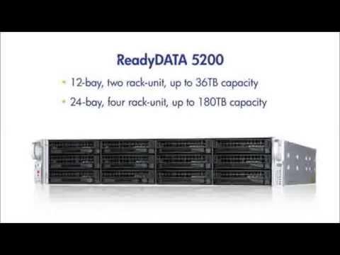 MC: NETGEAR ReadyDATA Video Datasheet