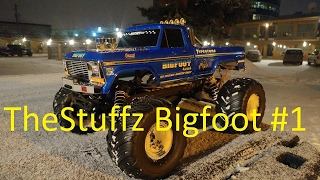 Traxxas Bigfoot #1 36034-1