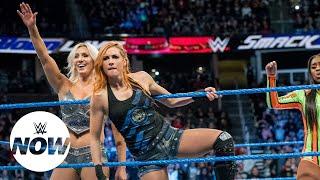 Summer Rae Post-WWE Update, New WWE 2K18 DLC (Video, Photos), Cathy Kelley On Tonight's SmackDown