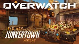 Overwatch launches Junkertown Map