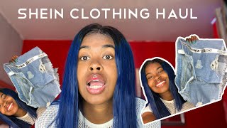Shein Clothing Haul (ft Poshmark)