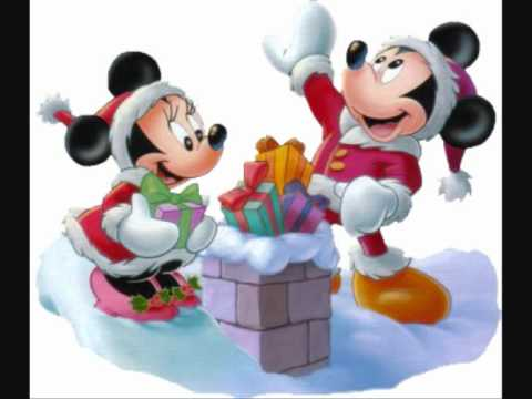 We Wish You A Merry Christmas - Disney
