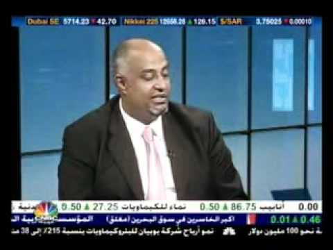 Al Mohannad on CNBC Arabia