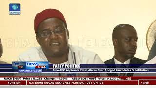 Imo APC Aspirants Allege Name Substitution, Gov Okorocha Reacts