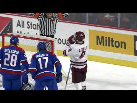 Hockey Highlights vs. UMass Lowell (02/22/20)