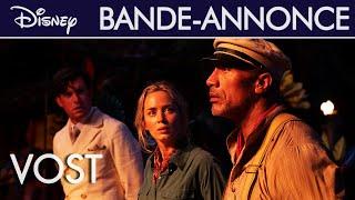 Jungle cruise :  bande-annonce VOST