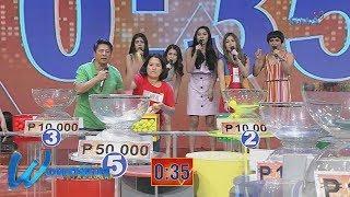 Wowowin: Isang contestant, halos hakutin ang mga papremyo sa 'Patalbugan!'