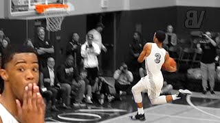 Cassius Windmills ONE STEP Inside The FREE THROW Line! Sierra Canyon BLASTS Torrey Pines in PLAYOFFS