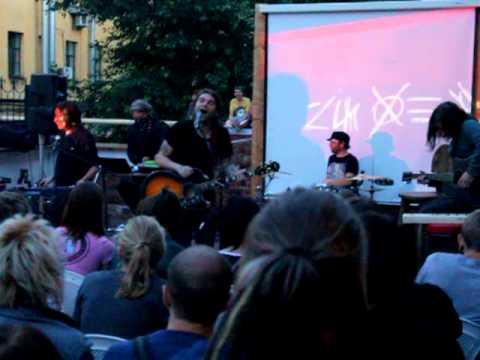 Психея - Хлопья Хиросимы @ Спб, Mod Roof, 18.08.2012