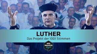 Luther - Das Projekt der 1001 Stimmen | NEO MAGAZIN ROYALE mit Jan Böhmermann