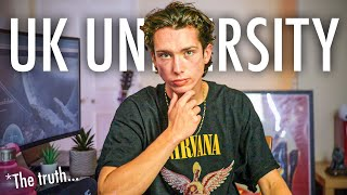 An Honest Review of University in the UK... (very surprising)