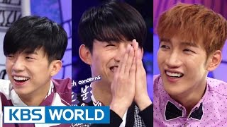 Hello Counselor - Taecyeon, Wooyoung, Jun.K of 2PM! (2014.10.13)