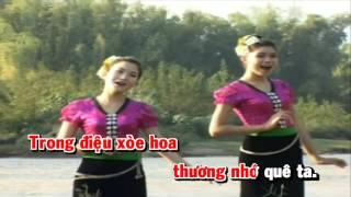 [HD] Karaoke Về với quê em - Sông Mã Sơn La ( Karaoke by Kgmnc )